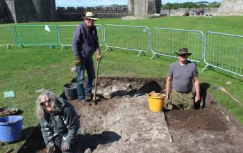 Dig Diaries Day 5